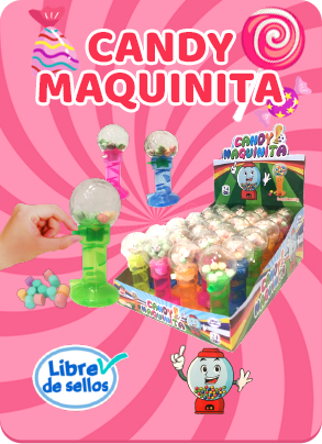 Candy maquina