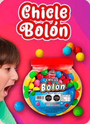 Chicle Bolón